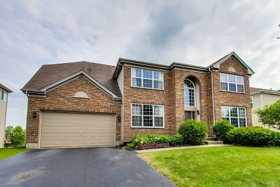 Elgin IL Single Family Home New: $367,000