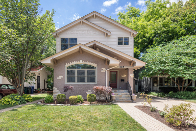Naperville Single Family Home For Sale: 625 North Ellsworth Street