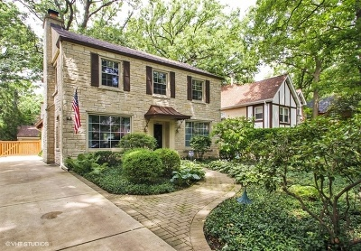 Chicago Single Family Home New: 6880 North Wildwood Avenue
