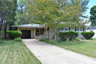 Glen Ellyn Single Family Home New: 278 Chesterfield Avenue