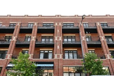 Condo/Townhouse For Sale: 4141 North Kedzie Avenue #204
