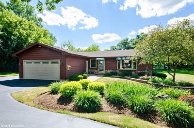 Crystal Lake Single Family Home New: 5909 Briarwood Drive
