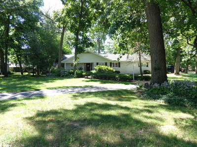 Kankakee Single Family Home For Sale: 9 Island View Lane