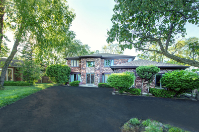Glenview Single Family Home New: 3324 Lakewood Court