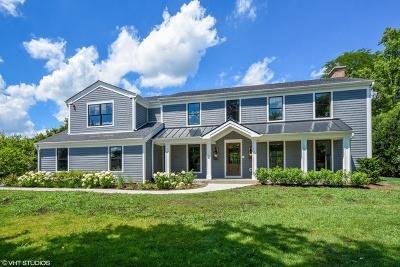 Barrington Single Family Home For Sale: 440 Shady Lane