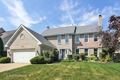 Buffalo Grove Single Family Home New: 3000 Roslyn Lane