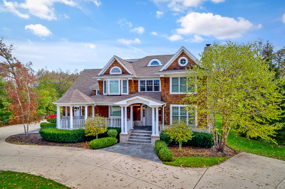 Northbrook Single Family Home New: 435 Lee Road
