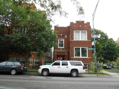 Chicago Multi Family Home New: 3700 West Wrightwood Avenue