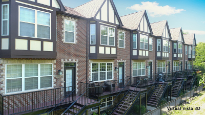 Du Page County Condo/Townhouse New: 110 South Myrtle Avenue #31