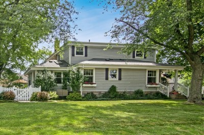 Northbrook Single Family Home New: 2176 Brentwood Road