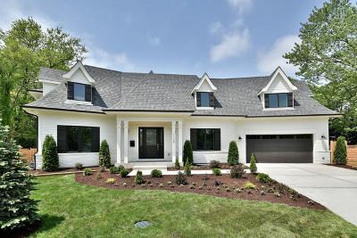 Glenview Single Family Home New: 1138 Pfingsten Road