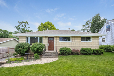 Grayslake Single Family Home New: 17875 West Greentree Road