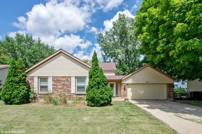 Crystal Lake IL Single Family Home New: $269,900