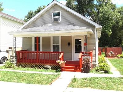 Joliet Single Family Home New: 22 Wilson Avenue