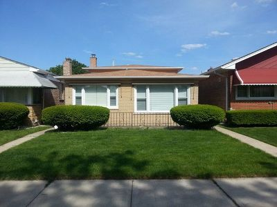 Single Family Home New: 9603 South Wentworth Avenue