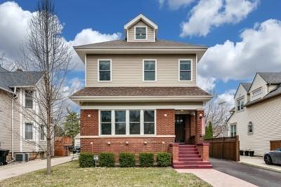 Chicago Single Family Home New: 4103 North Kostner Avenue