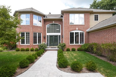 Highland Park Single Family Home For Sale: 1701 Thornwood Lane