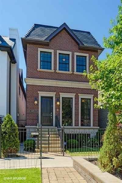 Chicago IL Single Family Home New: $1,550,000