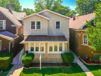 Berwyn Single Family Home New: 2618 Lombard Avenue