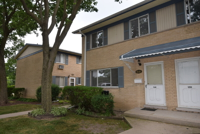 Glenview Condo/Townhouse New: 1648 Greenwood Road