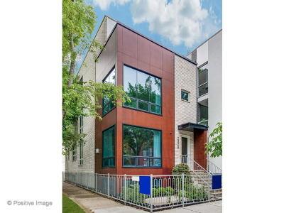 Single Family Home For Sale: 2328 North Leavitt Street