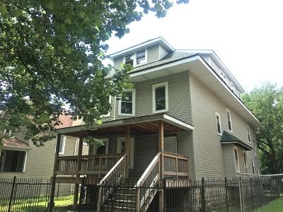 Chicago IL Multi Family Home New: $145,900