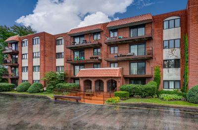 Highland Park Condo/Townhouse For Sale: 2086 St Johns Avenue #408