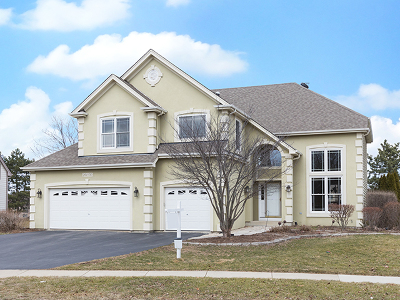 Winfield Single Family Home New: 26w130 Houghton Lane