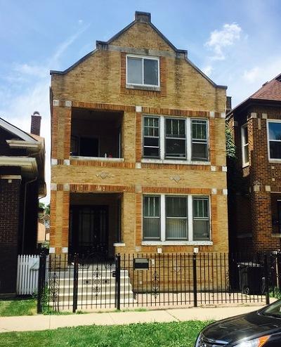 Chicago IL Multi Family Home New: $150,000