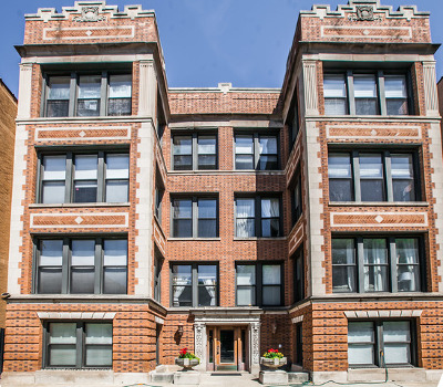 Condo/Townhouse New: 5215 South Drexel Avenue #1S