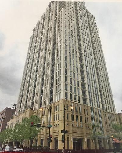 Chicago Condo/Townhouse New: 1250 South Michigan Avenue #2601