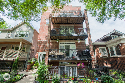 Condo/Townhouse For Sale: 4310 North Richmond Street #3
