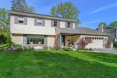 Glen Ellyn Single Family Home New: 682 Plumtree Road