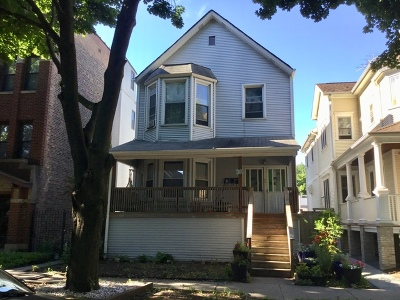 Chicago Single Family Home New: 2129 West Eastwood Avenue