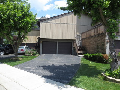 Roselle Condo/Townhouse For Sale: 89 Portwine Drive