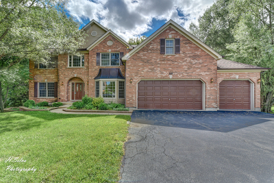 Crystal Lake IL Single Family Home New: $354,900