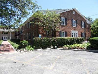 Glenview Condo/Townhouse New: 605 Waukegan Road #2C