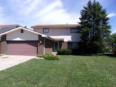 Hazel Crest Single Family Home For Sale: 3610 Briar Lane