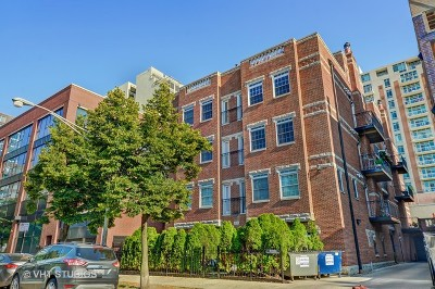 Chicago Condo/Townhouse New: 225 West Scott Street #3W