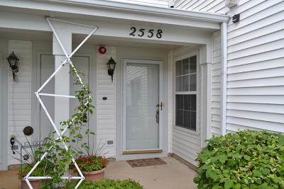 Aurora IL Condo/Townhouse New: $169,000