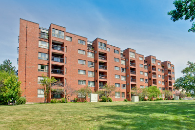 Glenview Condo/Townhouse New: 3700 Capri Court #207