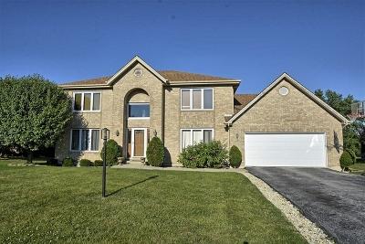 Olympia Fields IL Single Family Home New: $239,000
