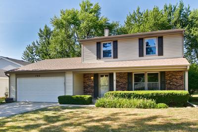 Buffalo Grove IL Single Family Home New: $355,000