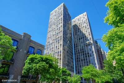 Chicago Condo/Townhouse New: 345 West Fullerton Parkway #1206