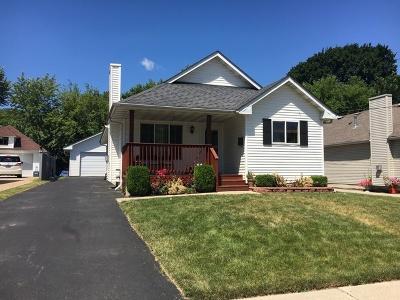 Kane County Single Family Home New: 230 North Calhoun Street