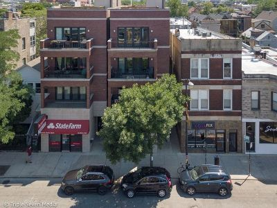 Chicago Condo/Townhouse New: 1925 West Chicago Avenue #4