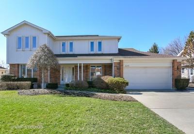 Glenview Single Family Home New: 3213 Brandess Drive