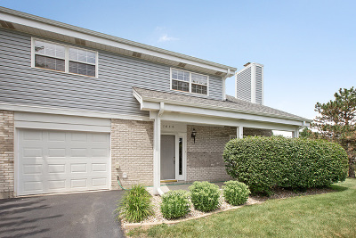 Tinley Park Condo/Townhouse New: 7040 Olde Gatehouse Road