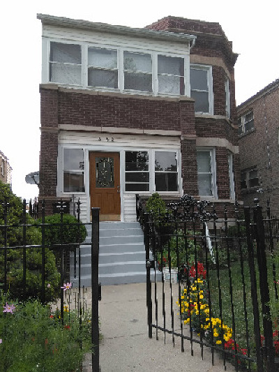 Chicago Multi Family Home New: 4152 West Nelson Street West