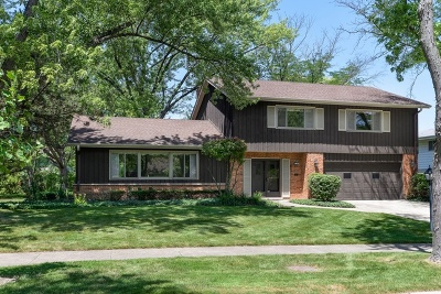 Northbrook Single Family Home New: 1810 Sunnyside Circle